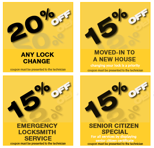 Exclusive Locksmith Service Jacksonville, FL 904-531-3234